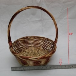 藤篮 Basket for packing Hamper