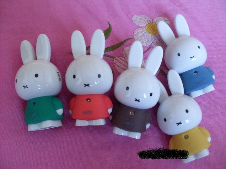 Miffy MP3 player
