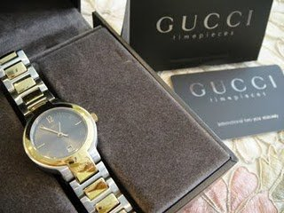 Gucci Lady Watch Collection 97% New