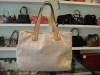 Channel Beige Cruise Big Shopper 90% New