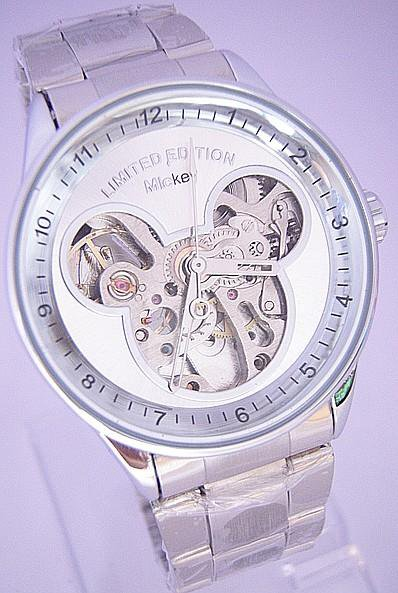 mickey limited edition watch 机械表 RM60