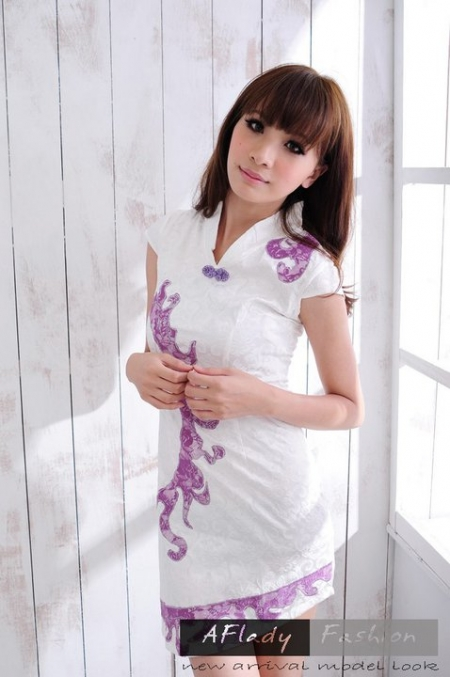 CNY Cheongsam (Ready Stock)