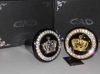 DAD EMPIRE pedal  colour silver & gold auto&manul